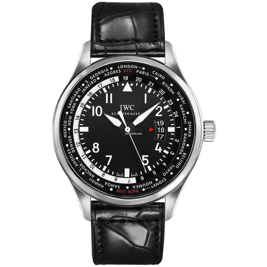 IWC Pilot Worldtimer IW326201 nuevo