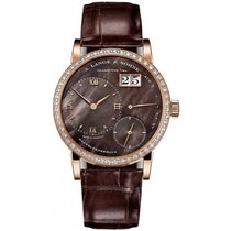 A. Lange & Söhne Little Lange 1 Rose gold 36mm Roman numerals United States of America, New York, New York