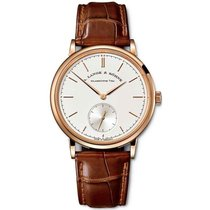 A. Lange & Söhne Rose gold 38mm Automatic 380.032 new United States of America, New York, New York