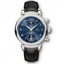 IWC Da Vinci Chronograph новые Автоподзавод Часы с оригинальными документами и коробкой IW393402