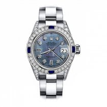 Rolex Lady-Datejust 68273 Very good Steel 31mm Automatic