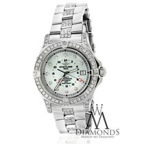 Breitling A32350 Steel Colt GMT 41mm pre-owned United States of America, New York, New York