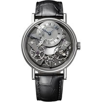 Breguet Tradition new Automatic Watch with original box and original papers 7097BBG19WU