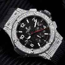 Hublot 301.SB.131.RX Steel Big Bang 44 mm 44mm pre-owned United States of America, New York, New York