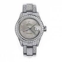 Rolex Lady-Datejust 68274 Очень хорошее Сталь 31mm Автоподзавод