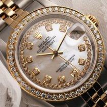 Rolex Datejust 31 Gold/Steel 31mm United States of America, New York, New York
