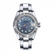 Rolex Lady-Datejust 69173 Very good Steel 31mm Automatic United States of America, New York, New York