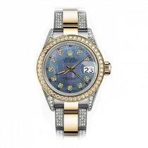 Rolex Datejust 68173 Очень хорошее Золото/Cталь 31mm Автоподзавод