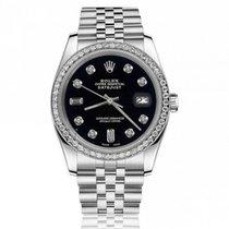 Rolex Lady-Datejust 69173 Sehr gut Stahl 26mm Automatik