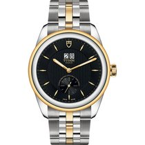 Tudor Glamour Double Date new Automatic Watch with original box and original papers M57103-0002