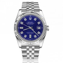 Rolex Datejust Steel 36mm United States of America, New York, New York