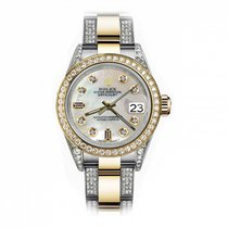 Rolex Lady-Datejust Gold/Steel 26mm United States of America, New York, New York