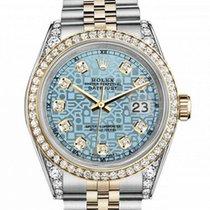 Rolex Lady-Datejust 68274 Muy bueno Acero y oro 31mm Automático