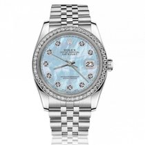 Rolex Steel 36mm Automatic 16030 pre-owned United States of America, New York, New York