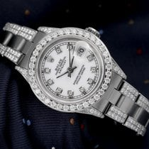 Rolex Oyster Perpetual Lady Date Staal 26mm