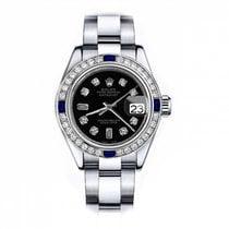 Rolex Lady-Datejust 68273 Sehr gut Stahl 31mm Automatik
