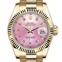 Rolex 26mm Automatic 6917 pre-owned United States of America, New York, New York
