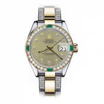 Rolex Lady-Datejust Gold/Steel 31mm United States of America, New York, New York