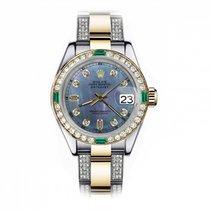 Rolex Lady-Datejust 68273 Zeer goed Goud/Staal 31mm Automatisch