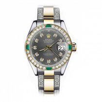 Rolex Lady-Datejust 68273 Very good Gold/Steel 31mm Automatic United States of America, New York, New York