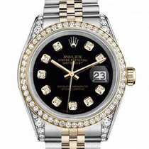 Rolex Datejust 16013 Very good Gold/Steel 36mm Automatic United States of America, New York, New York