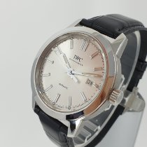 IWC Ingenieur Automatic Steel 40mm Silver No numerals