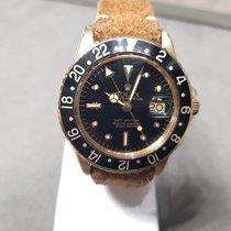 Rolex 1675 Желтое золото 1971 GMT-Master 40mm подержанные