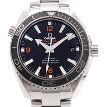 Omega Seamaster Planet Ocean 42mm Черный