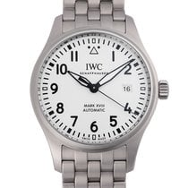 IWC Steel 40mm Automatic IW327002 pre-owned