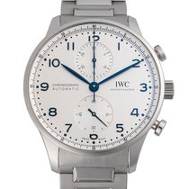 IWC Steel 41mm Automatic IW371617 pre-owned