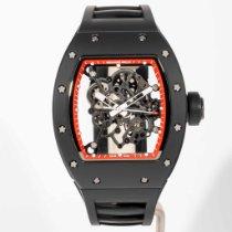 Richard Mille RM 055 Titanium 49.9mm Transparent No numerals