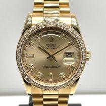 Rolex Day-Date 36 Yellow gold United Kingdom, Fareham