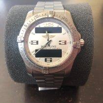 Breitling Aerospace Avantage Titanium 42mm Silver Arabic numerals United States of America, New Mexico, Albuquerque
