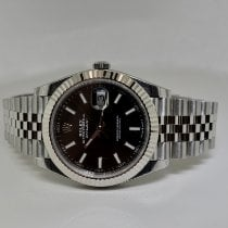 Rolex Datejust 126334 New Steel 41mm Automatic