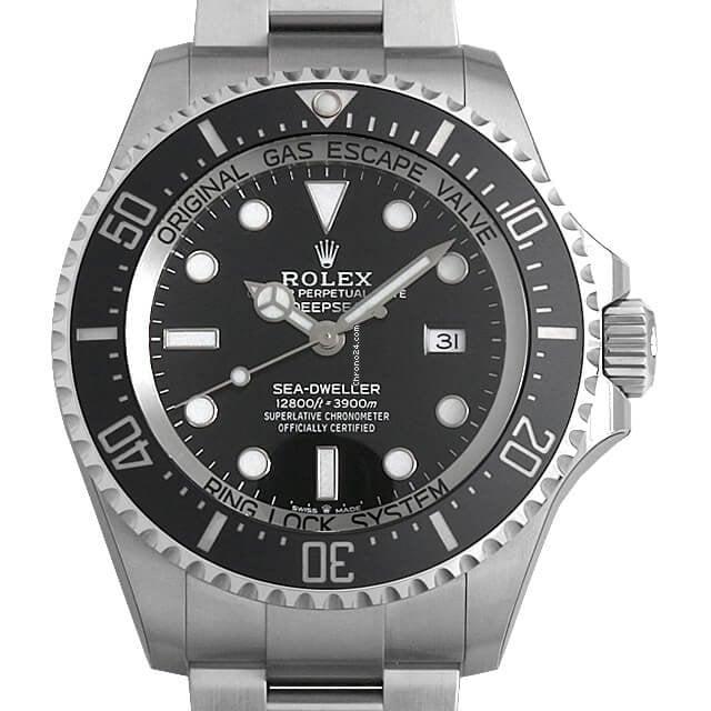 Rolex Sea-Dweller Deepsea 126660 Deepsea 2018 2021 новые