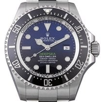 Rolex Sea-Dweller Deepsea nuevo 2021 Automático Reloj con estuche y documentos originales 126660