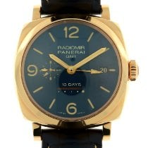Panerai Special Editions Rose gold 45mm Blue No numerals United States of America, Georgia, Johns Creek