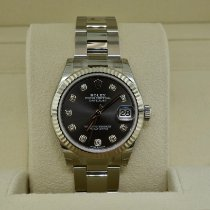 Rolex Lady-Datejust Steel 31mm Grey No numerals United States of America, New York, Massapequa
