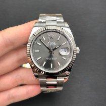 Rolex 126334 Weißgold 2021 Datejust 41mm neu