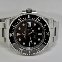Rolex 126600 Steel 2021 Sea-Dweller 43mm new