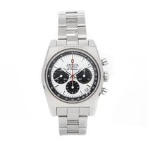 Zenith El Primero Chronomaster Steel 37mm White No numerals United States of America, Pennsylvania, Bala Cynwyd