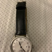 Tissot Le Locle Steel Silver Roman numerals United States of America, New Jersey, secaucus