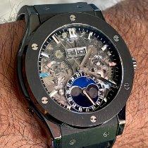 Hublot Classic Fusion Aerofusion Ceramic 45mm Transparent No numerals United States of America, California, Menifee
