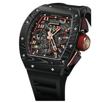 Richard Mille RM 011 Carbon 50mm Transparent United States of America, New York, New York