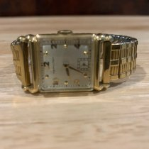 Hamilton Gold/Steel 23mm Manual winding pre-owned United States of America, New Jersey, Upper Saddle River