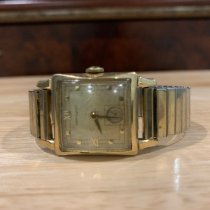Hamilton Gold/Steel 25mm Manual winding pre-owned United States of America, New Jersey, Upper Saddle River