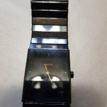 Rado occasion Quartz 28mm Noir Verre saphir 3 ATM