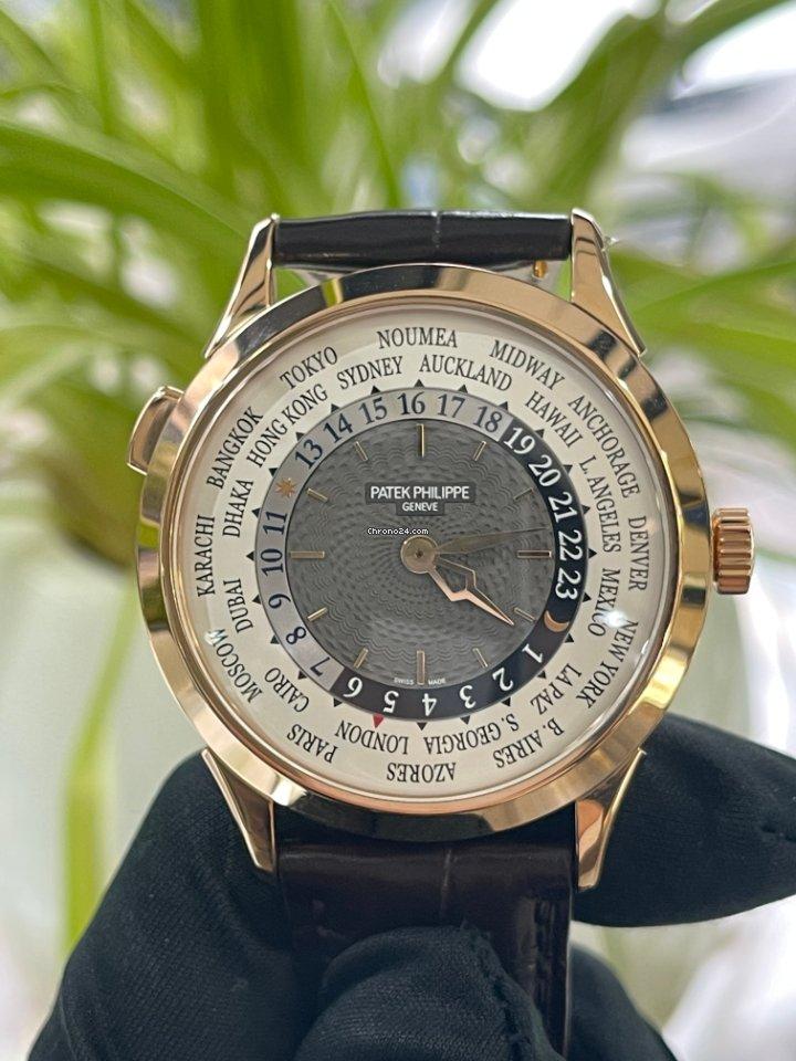 Patek Philippe World Time 5230R подержанные