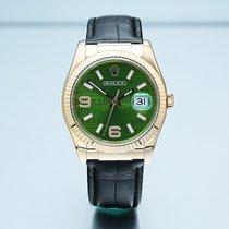 Rolex 116138 Oro amarillo Datejust 36mm usados