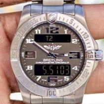 Breitling Aerospace EVO Titanium 43mm Grey Arabic numerals